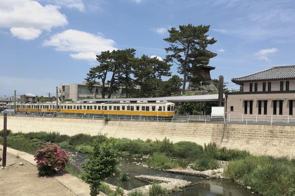 琴電琴平駅
