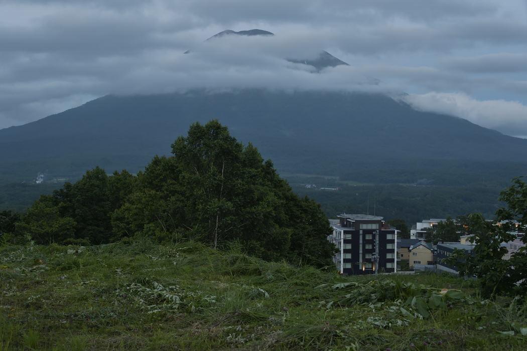 羊蹄山【19:30】