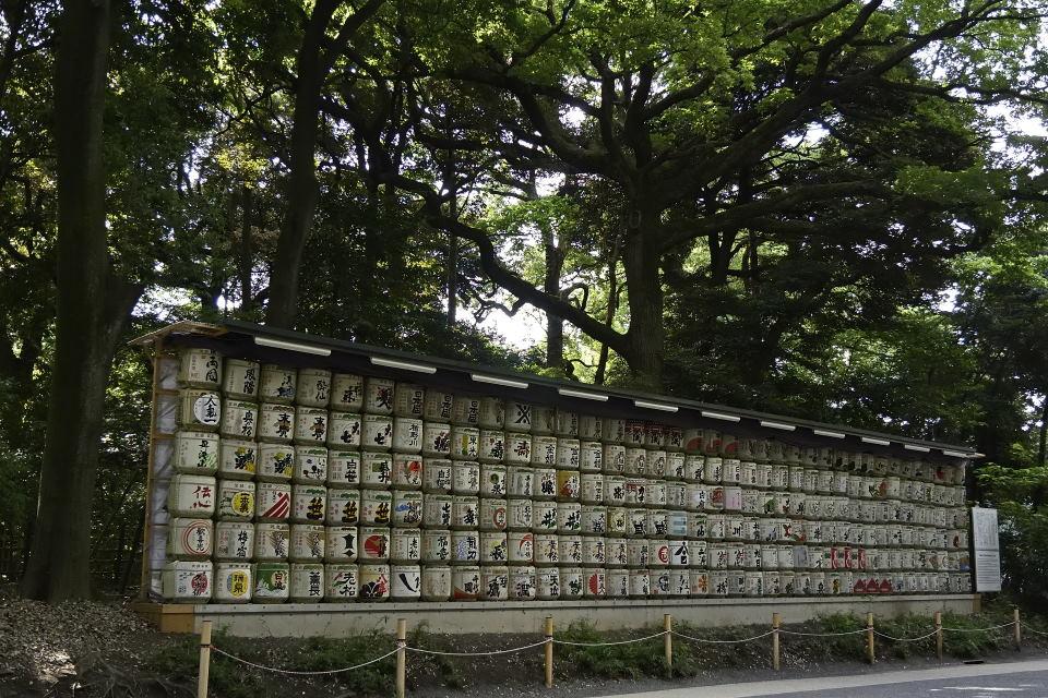 日本酒の献上品